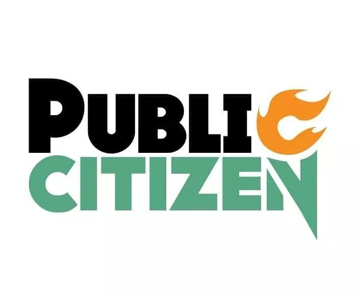 Public Citizen Logo Design