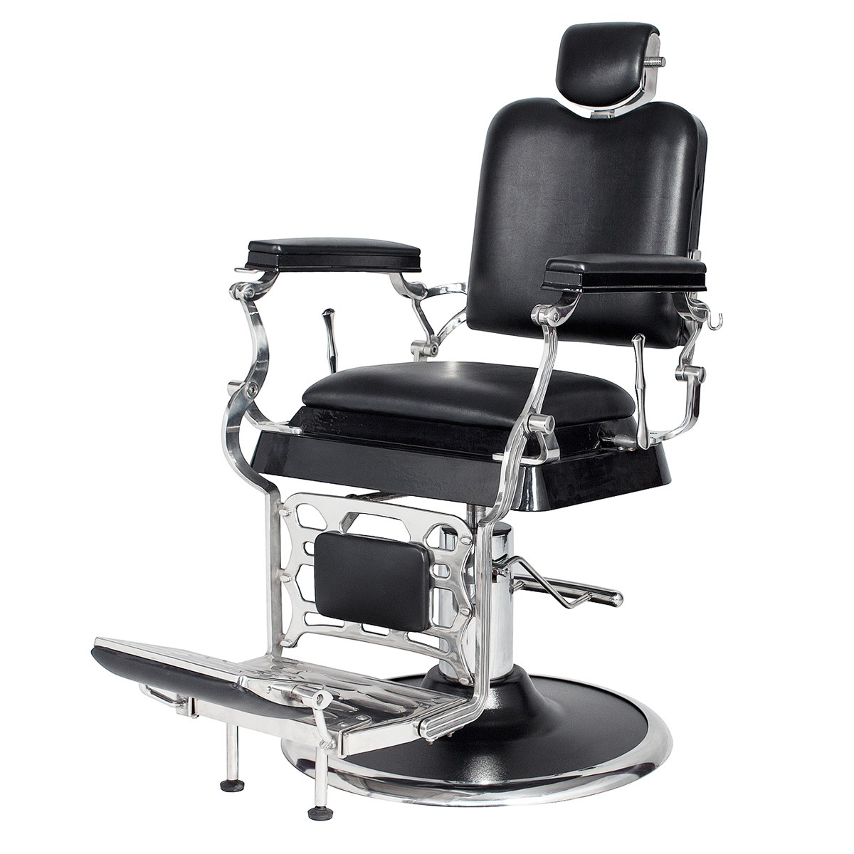 cheap barber chair parson chairs with arms quotemperor quot antique barbershop