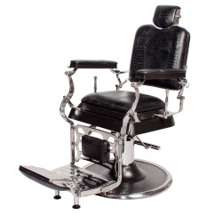 Cheap Barber Chair Swivel White Quotemperor Quot In Black Crocodile