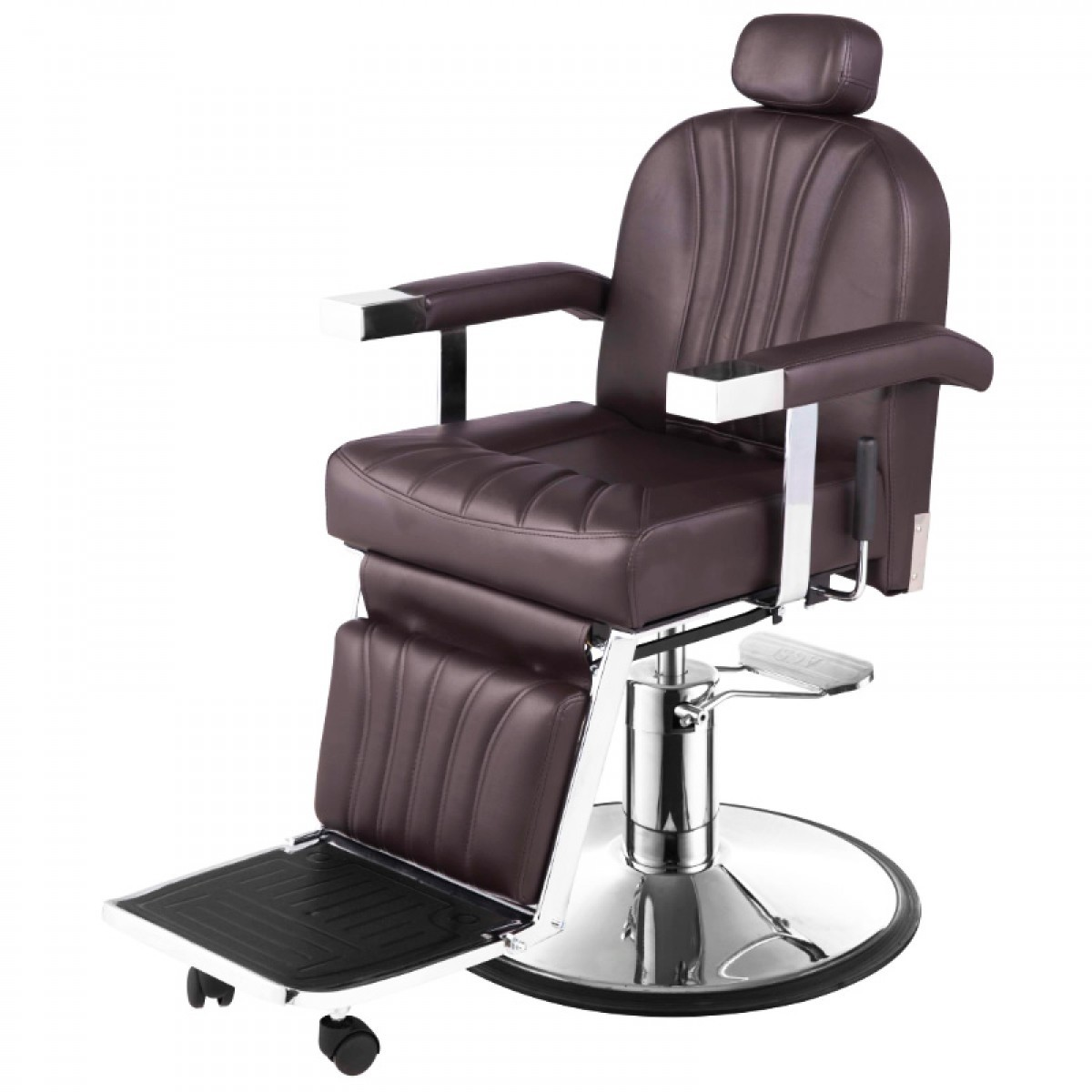 barber chair free shipping lift recliner covers quotcicero quot salon with heavy duty hydraulic pump