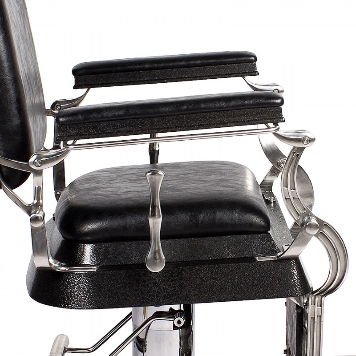 barber chair free shipping stability ball for desk quotemperor quot in antique black shop
