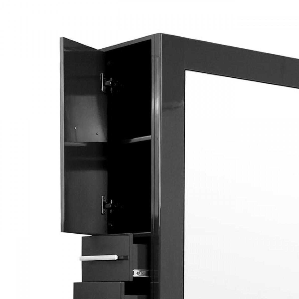 TAHITI Double Sided Styling Station Salon Styling