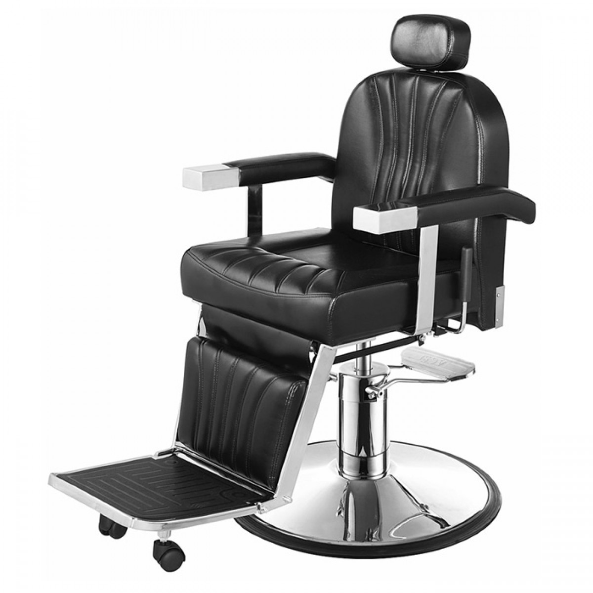 wholesale barber chairs vitra eames lounge chair and ottoman quotcicero quot salon with heavy duty hydraulic pump
