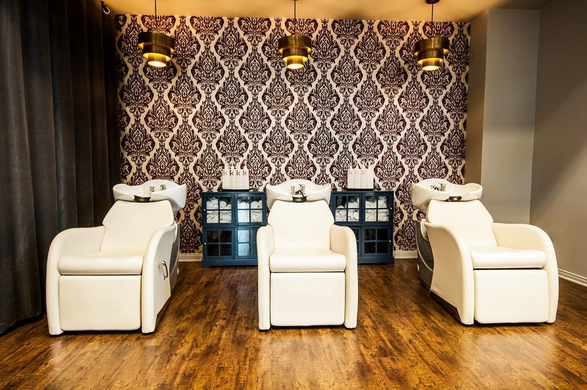 ODESSA Shampoo Bowls Shampoo Backwash Unit Shampoo