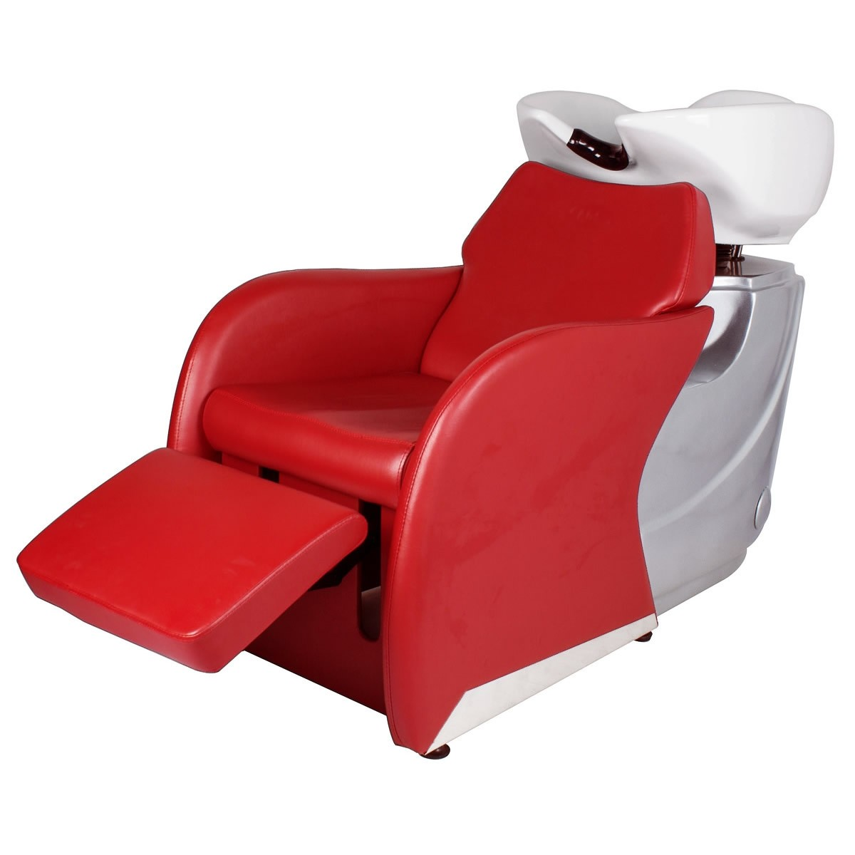 backwash chairs for sale ikea adirondack odessa shampoo bowl in cardinal red hair salon bowls wholesale furniture