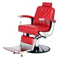 """BARON"" Heavy Duty Barber Chair - Barber Shop Chairs ..."