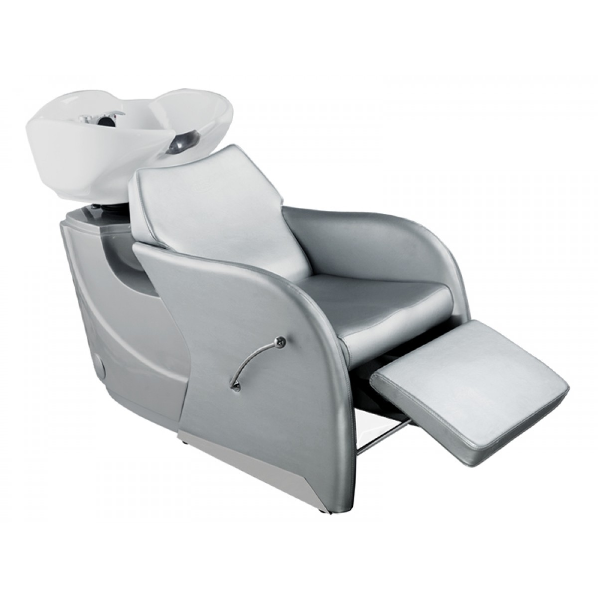 backwash chairs for sale best gaming chair back pain odessa shampoo unit in silver bowls bowl salon sinks