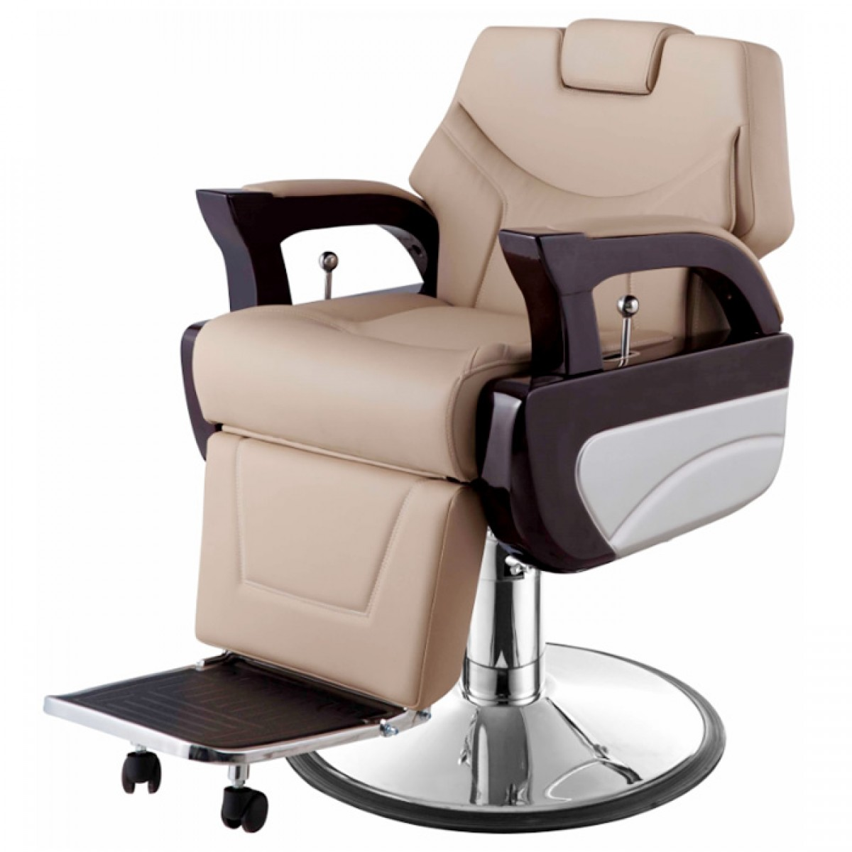 barber shop chairs iron chair price quotaugusto quot in khaki