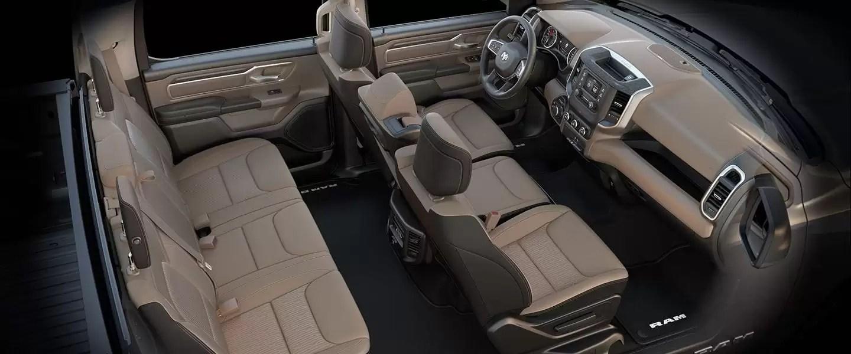 All New 2019 Dodge Ram 1500 Big Horn American Pickup