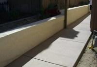 Retaining Walls Projects | Agundez Concrete - Concrete ...