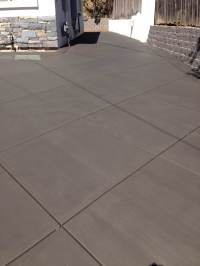 Colored Concrete Projects | Agundez Concrete in San Diego ...