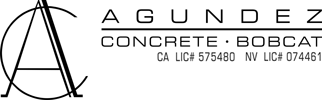 Agundez Concrete in San Diego