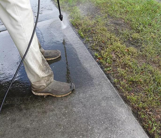 Concrete Patio Maintenance