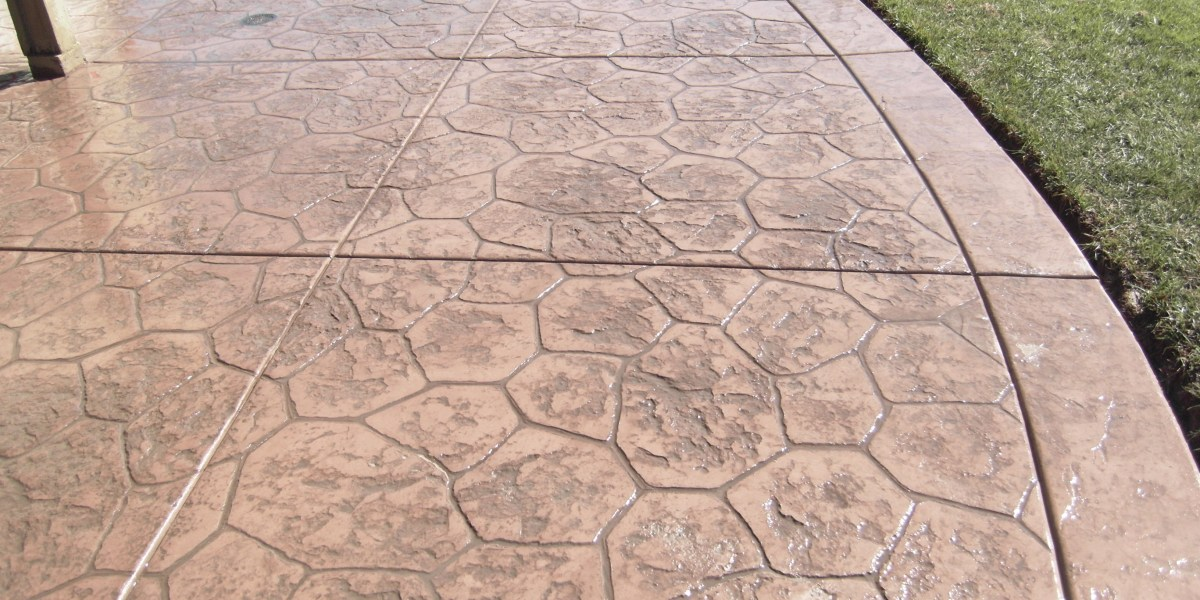 Stamped Concrete in San Diego | Agundez Concrete