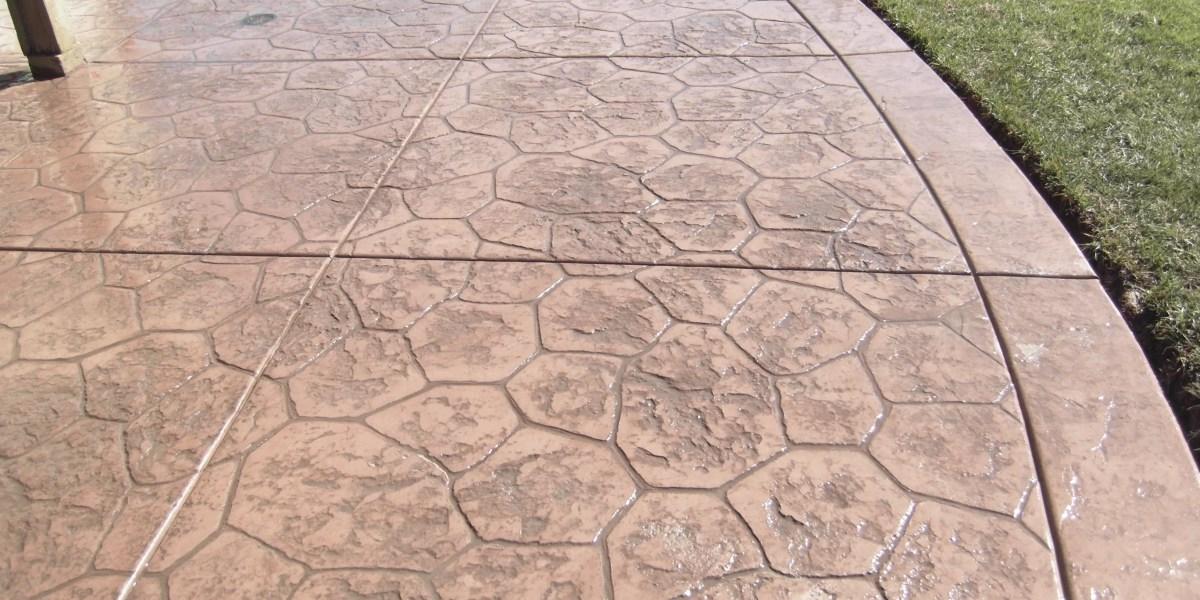 Stamped Concrete in San Diego   Agundez Concrete