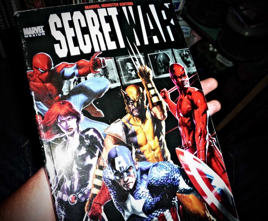 secretwar
