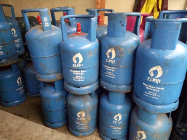 Gas Taman kedoya Baru
