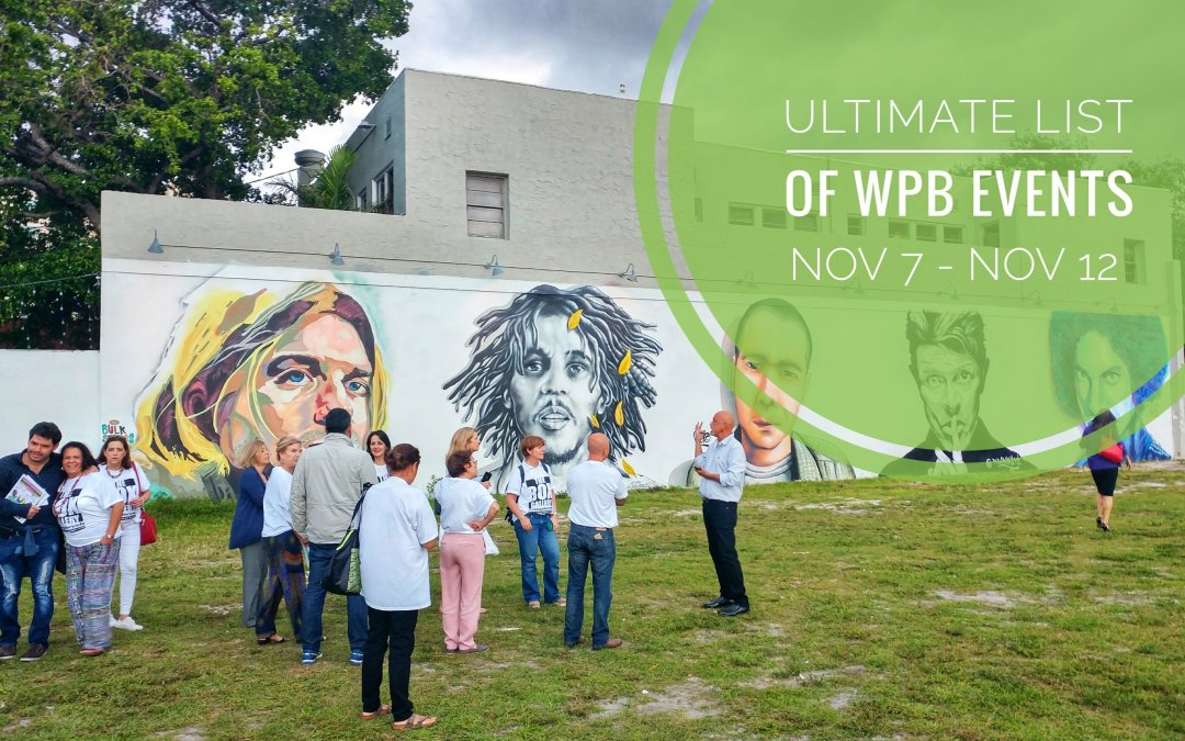 Ultimate List of West Palm Events – Nov 7th – Nov 11th