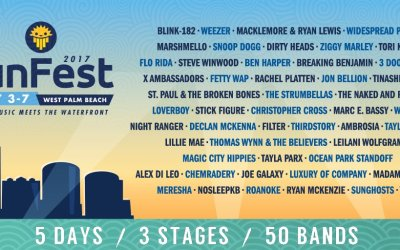 SunFest 2017 starts TODAY – are you ready?