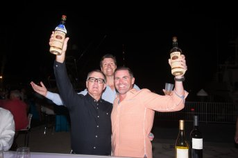 Clark-cheers+to+Titos