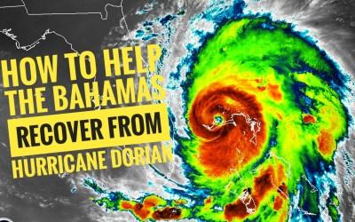 7 Ways you can help Bahamas after Hurricane Dorian