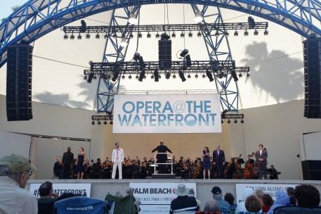 Opera @ The Waterfront Saturday, December 13, 2014.