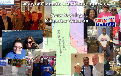 Get to know your District 2 Candidates: Cory Neering & Katherine Waldron