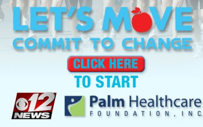 """Get fit in January with Palm HealthCare's """"Let's Move"""" Challenge"""