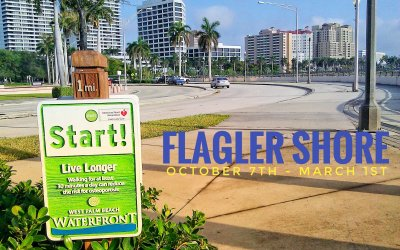 City to repurpose two lanes of Flagler Dr. on the Waterfront to Pedestrian & Public Use