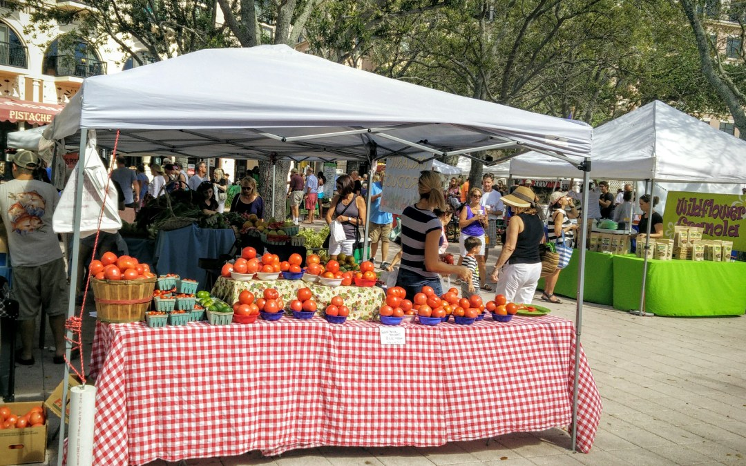 West Palm Beach GreenMarket a gathering spot for a diverse and vibrant community