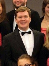 Junger Chor München Chorsprecher Kilian Gapp