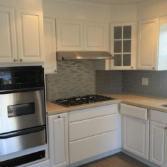 Kitchen Cabinets White Lowes Reviews What S The Best Way To Clean Your A G Cleaning