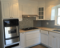 What's the Best Way to Clean Your White Kitchen Cabinets