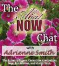 interview with Adrienne Smith on Aha!NOW chat