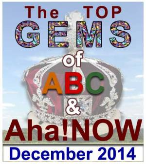 Poster of the top gems of ABC and Aha!NOW
