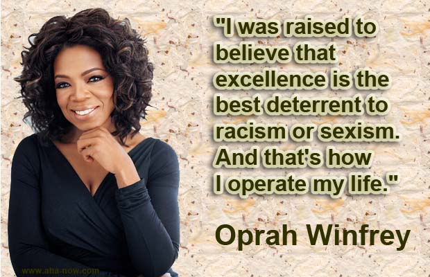 A quote image of Oprah Winfrey