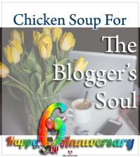 Chicken Soup For The Blogger's Soul