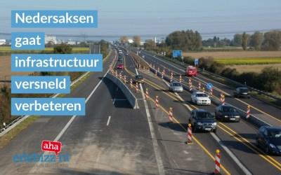Nedersaksen gaat procedures versnellen en investeren in nieuwe Autobahnen