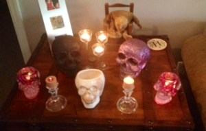 My skull collection keeps growing from year to year!