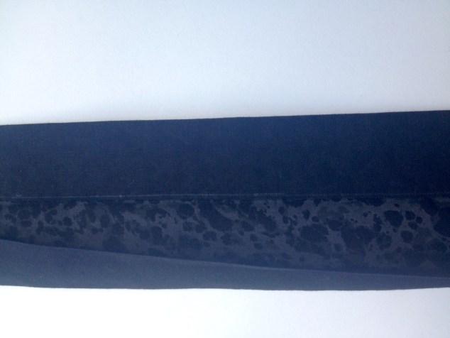 handmade bias binding