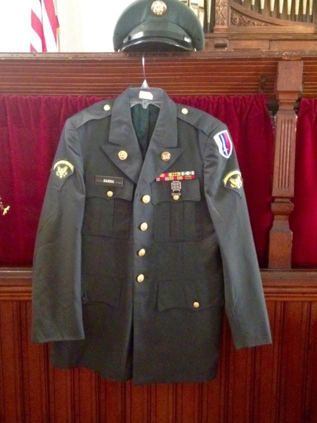 GDad uniform
