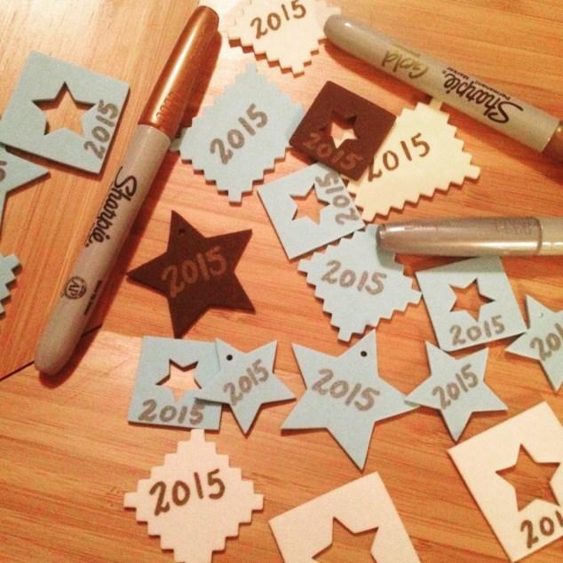 year tags