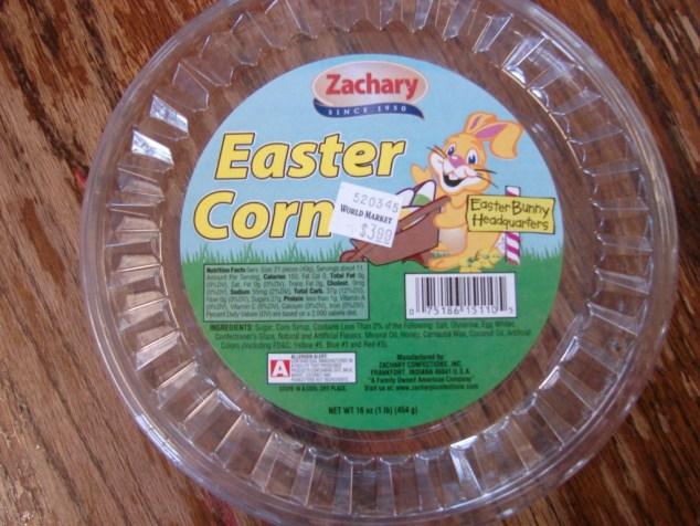 Easter corn