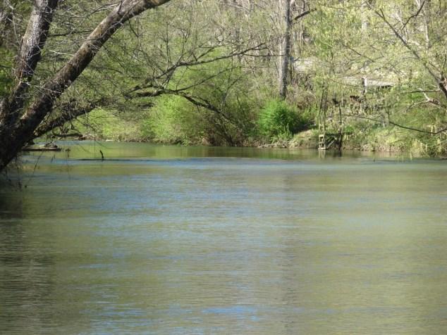 Big Creek dock
