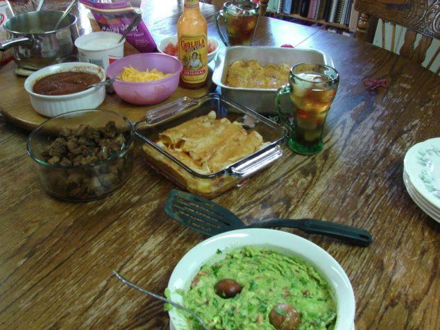 Cinco de Mayo Feast