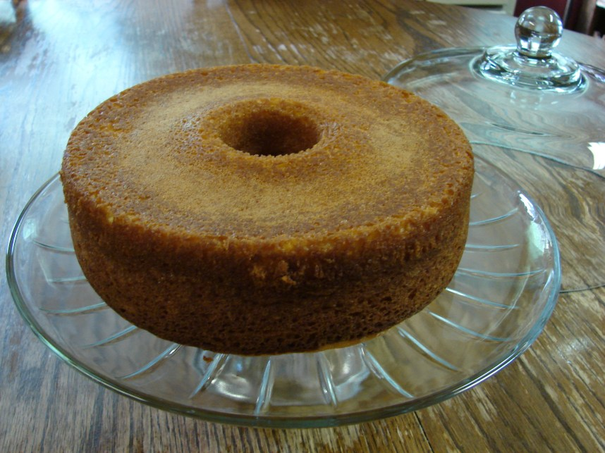 Cake Mix Buttermilk Pound Cake