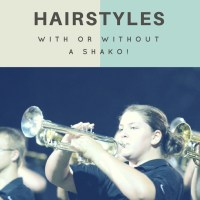 Marching Band Hairstyles For Stylin' Band Girls