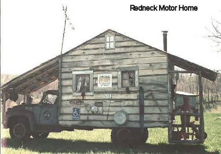 Redneck Motor Home