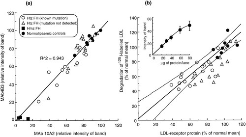 Comparison of the Genetic Defect with LDL-Receptor