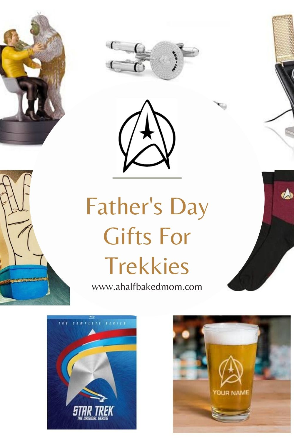 Father\'s Day Gift Guide For Trekkies